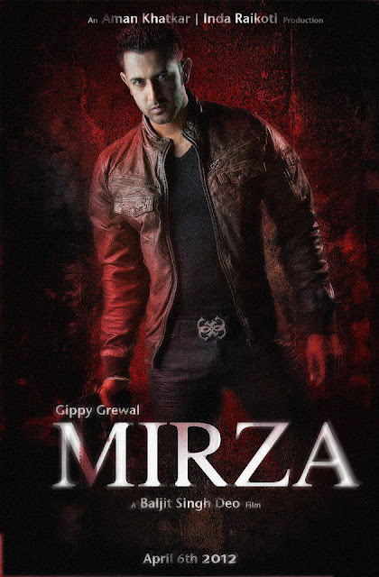 Mirza The Untold Story New Poster In HD 2012