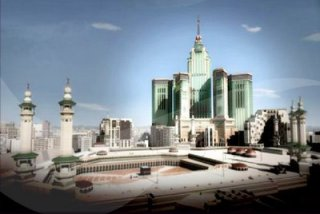 Albraj: The Two Towers of Dubai HD Video