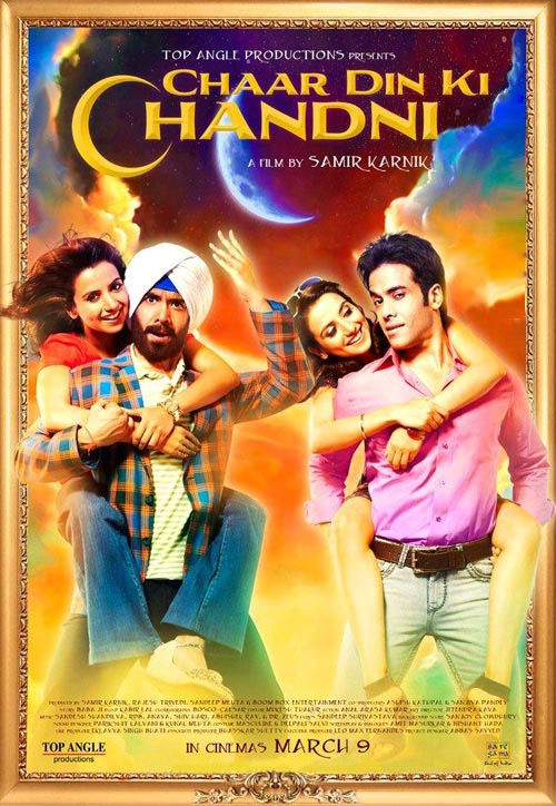 Chaar Din Ki Chandni 2012 First Look Poster