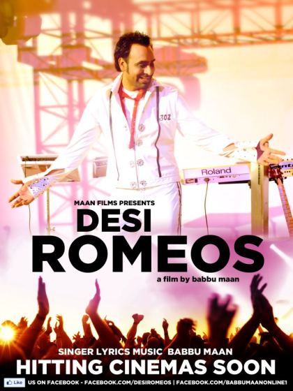 Desi Romeos HD Poster 2012 Free Download