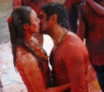 Holi Hot Wet Girls Pictures 2014