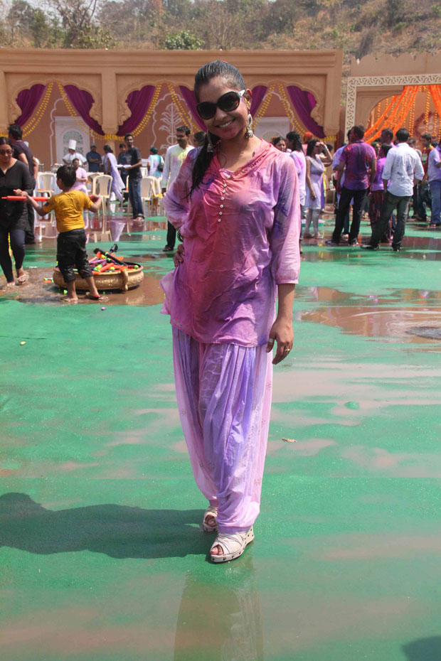 Holi Hot Wet Girls Pictures 2014  5Abi Songs,Latest -6425