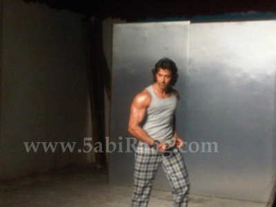 Hrithik Roshan Exclusive Pics From A Brand Shoot