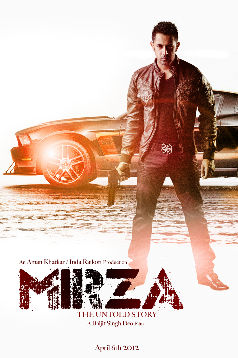 Mirza The Untold Story – Gippy Grewal Mp3 Songs ~ Video On
