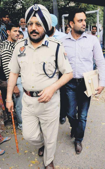 Patiala Jail Superintendent