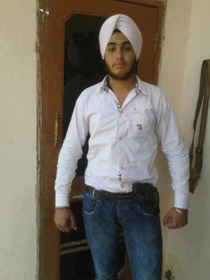Sikh Community Layi Shaheed Hoya Bhai Jaspal Singh Gurdaspur