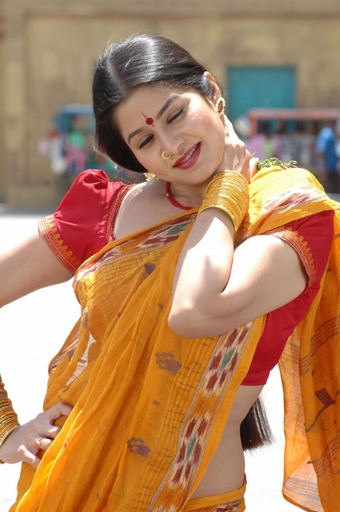 Telugu Actress Sangeetha Hot Scenes In Movie Dhanam  5Abi -9698