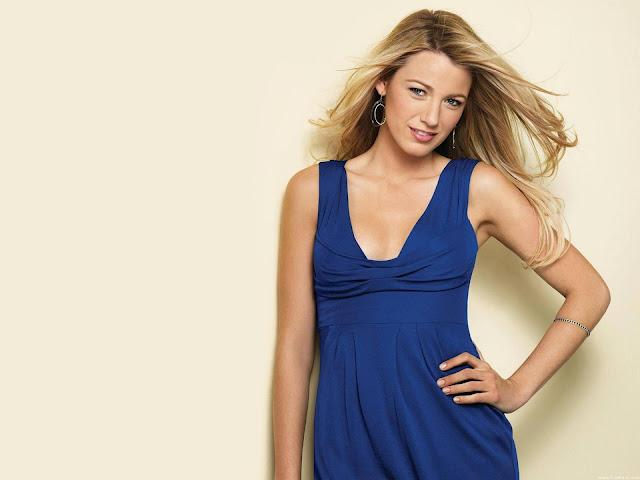 Blake Lively American Actress model Wallpapers