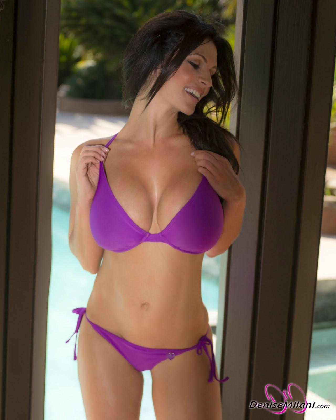 Denise Milani Swim Wear