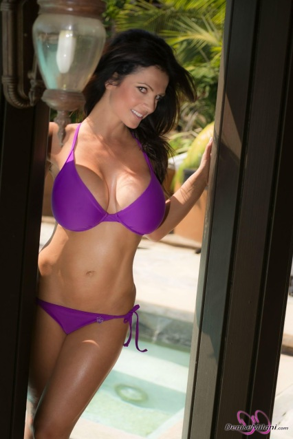 Denise_milani Swim Wear photo Shoot