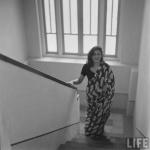 Madhubala Glamour Photoshoot by Life Magazine Photographer James Burke – 1951
