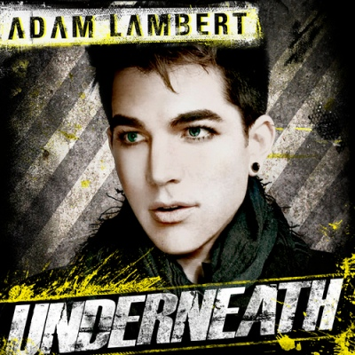 Adam Lambert - Underneath Lyrics & Mp3 Song 2012