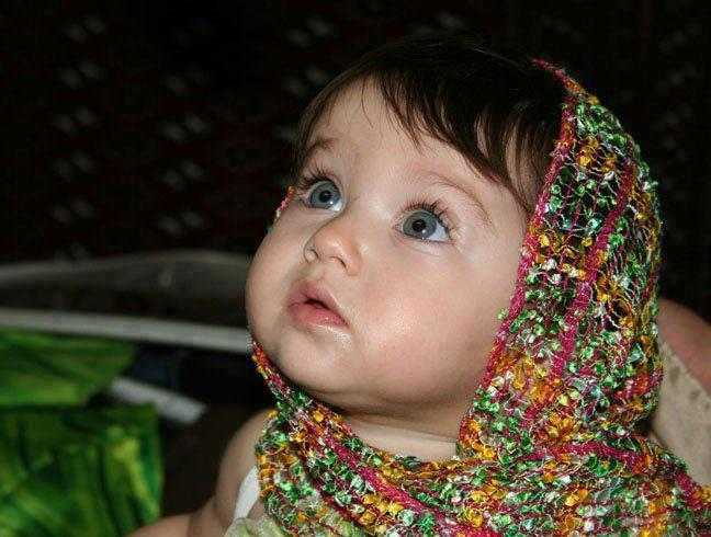 Baby Small Indian Indian Sweet Little Baby