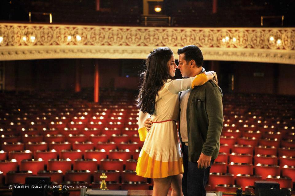 Salman Khan And Katrina Kaif In Ek Tha Tiger: Salman Khan And Katrina Kaif HD Photos Free