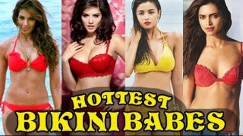 Bollywood Hottest BIKINI BABES Of 2012