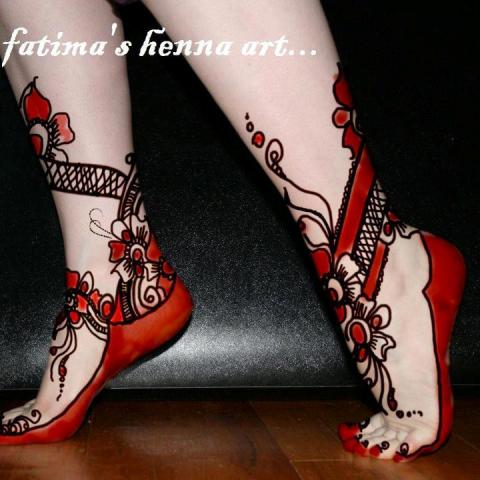 Foot-Mehndi-Designs-2013-for-Christmas