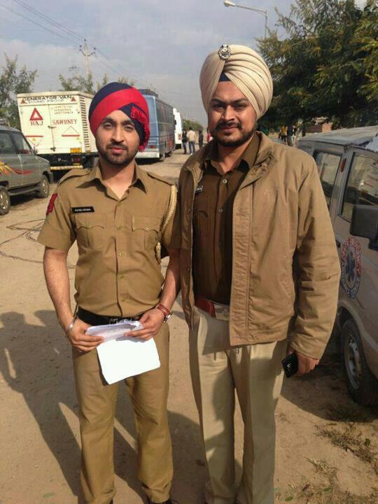 Diljit Dosanjh - Punjab Police