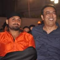 Harbhajan-Singh-With-Vindu-Dara-Singh-At-Lohri-Di-Raat