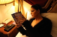 Veena Maliki Reading Bhagavad Gita1