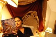 Veena Maliki Reading Bhagavad Gita2