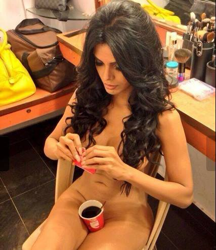 Sherlyn Chopra Nude For 22 Hrs For 'Kamasutra 3D' - New Record