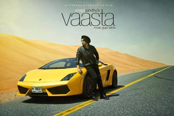 Virasat Sandhu - Vaasta - Upcoming Punjabi Song 2014